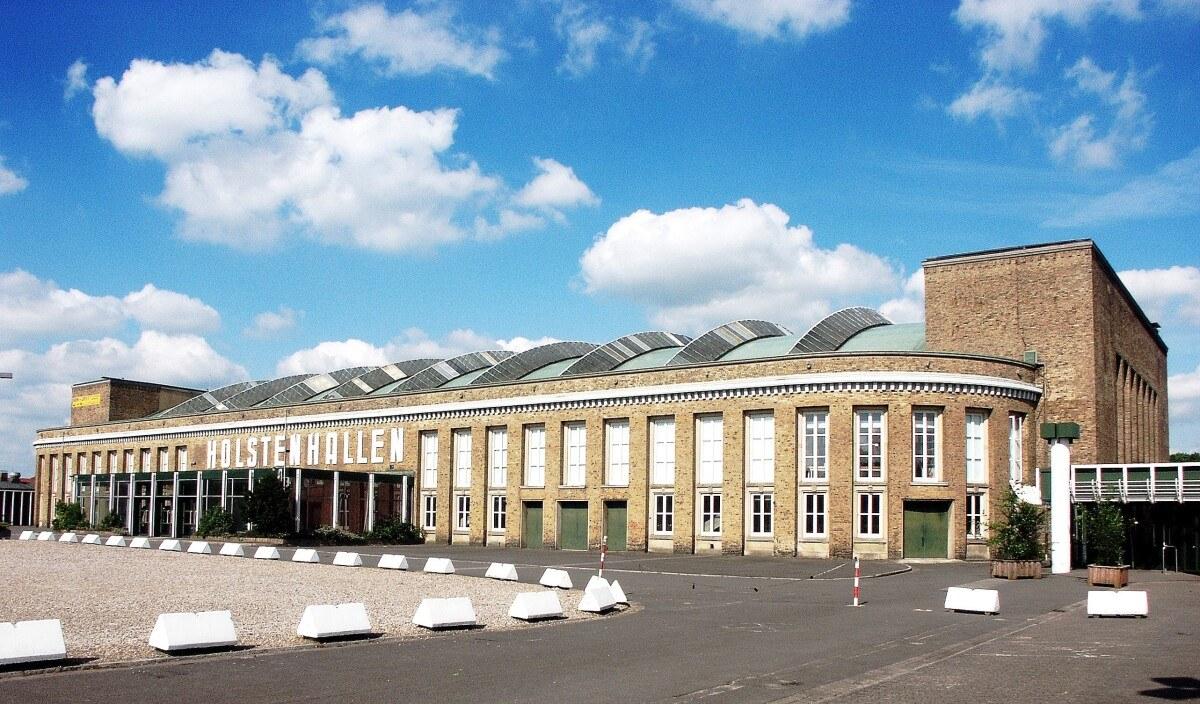 Neumünster Holstenhalle